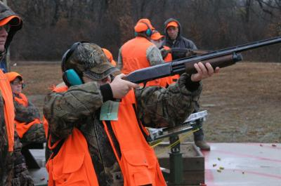 Indiana Youth Hunting Course