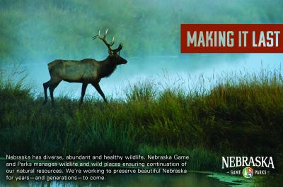 Nebraska used the Making It Last toolkit frame in a multimedia campaign, including this sample print ad. States can select an appropriate image and supporting text for each audience described in the toolkit, based upon what resonates with them.
