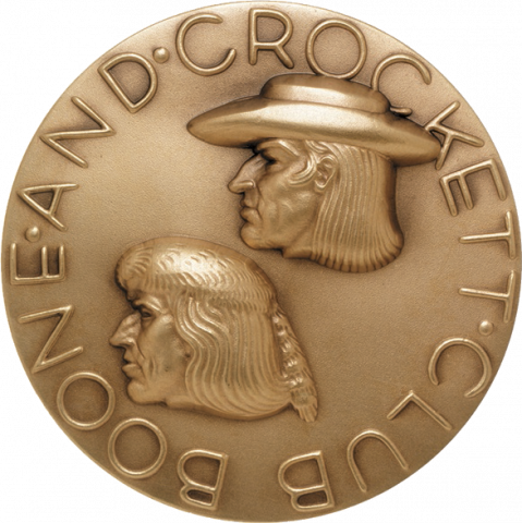 Boone and Crockett Club seal