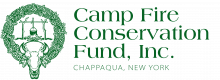 Camp Fire Conservation Fund Logo