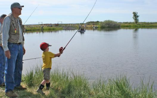BLM Fishing Day